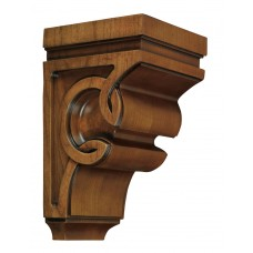 Royal Sheffield Corbel - 9-1/2in H x 4-3/4in W x 5-3/4in D
