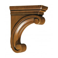 Royal Sheffield Corbel - 4in H x 2in W x 2-3/4in D