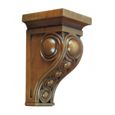 Royal Sheffield Infinity Corbel - 9-1/2in H x 4-3/4in W