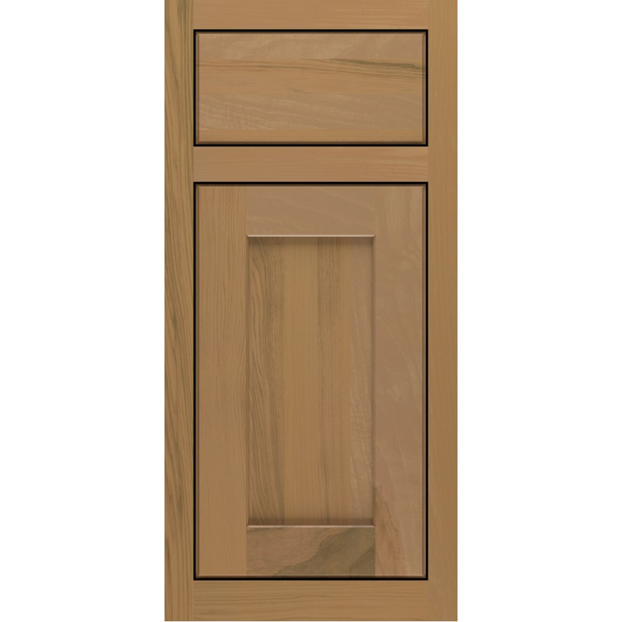 sheridan rustic hickory door style